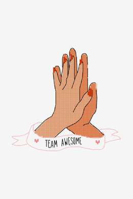 Team Awesome in DMC - PAT0766 - Downloadable PDF