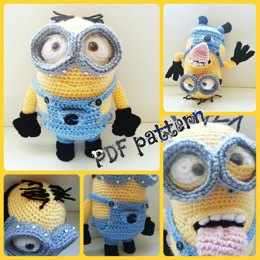 Build-a-Minion Despicable me Minion doll