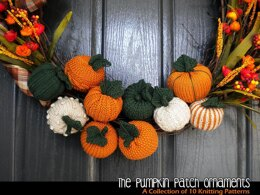 The Pumpkin Patch Ornaments