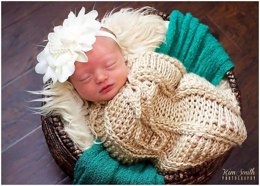 Alpine Baby Cocoon or Swaddle Sack