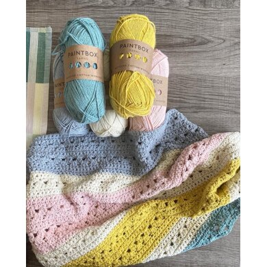 Sweet Posy Blanket