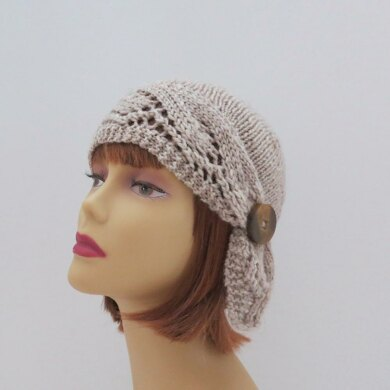 Downton Style Adelaide Hat