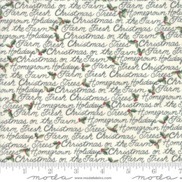 Moda Fabrics Homegrown Holiday 19943 11