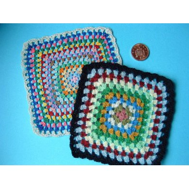 1:12th scale square lap rugs