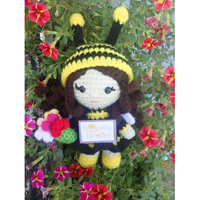 Pippa in Bee Costume