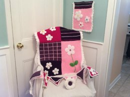 My Little Blossom Baby Set