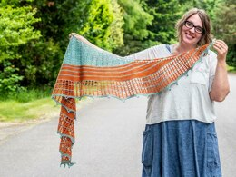Self-Care Shawl