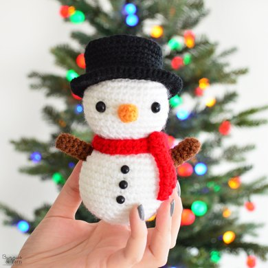 Toby The Snowman