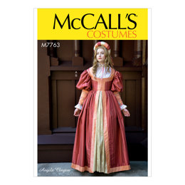 McCall's Misses' Dress and Skirt M7763 - Sewing Pattern