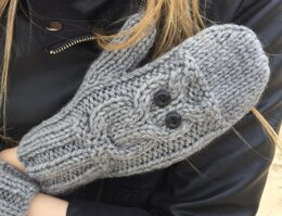 Owl Mitts 5 sizes