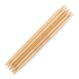 "Clover Knitting Needles 3014 Double Point Needle 16cm (6.5"") (Set of 5)"