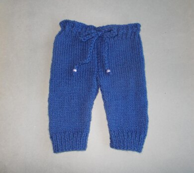 Marianna's Little Baby Trousers