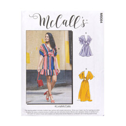 McCall's Misses' Dresses M8084 - Sewing Pattern