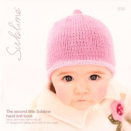 The Second Little Sublime Hand Knit Book by Sublime - 606