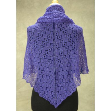 The Lily Price Shawl