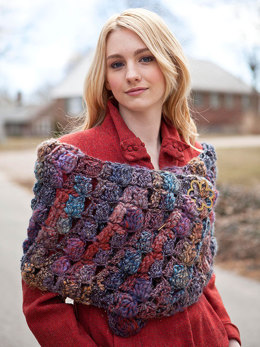 Woolsey Wrap in Berroco Brio Super Chunky