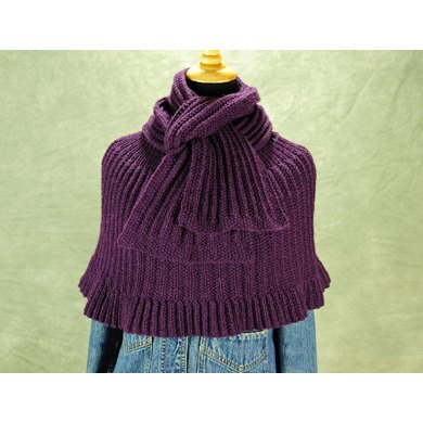 The Eleanor Portal Capelet and Scarf