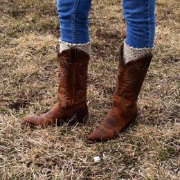 Ainsley Boot Cuffs