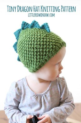 Tiny Dragon Hat