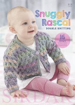 Snuggly Rascal Double Knitting by Sirdar