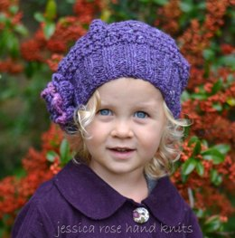 Baby, Child, Adult 'Damson Tweed' Slouchy