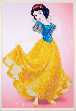 Vervaco Disney Snow White Diamond Painting Kit -