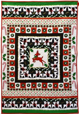Michael Miller Fabrics Hello, My Deer Quilt - Downloadable PDF