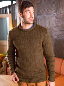 North Sweater in Berroco Vintage Chunky