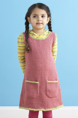 Perfect Sundress in Lion Brand Cotton-Ease - 80909AD