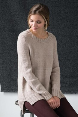 Chittenden Sweater in Berroco Cotolana - 375-5 - Downloadable PDF