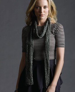 Greetings 2-Ball Scarf in Tahki Yarns Montana