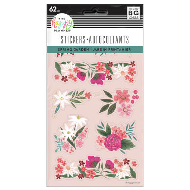 Me & My Big Ideas The Spring Florals 5 Sticker Sheets