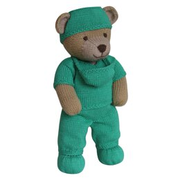 Doctor (Knit a Teddy)