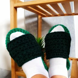 Crochetes Slippers