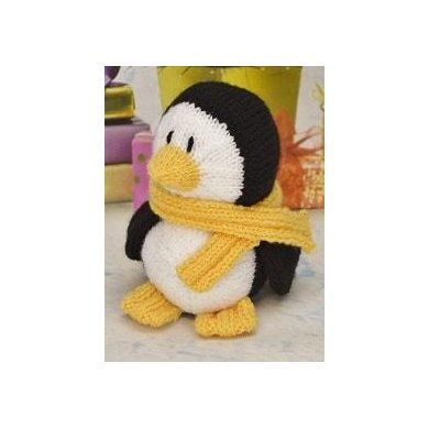 Penguin Knitting Pattern By Knitting By Post