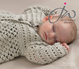 Baby Boutique Book 2 Crochet by Jenny Watson