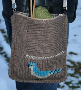 Blue Jay bag