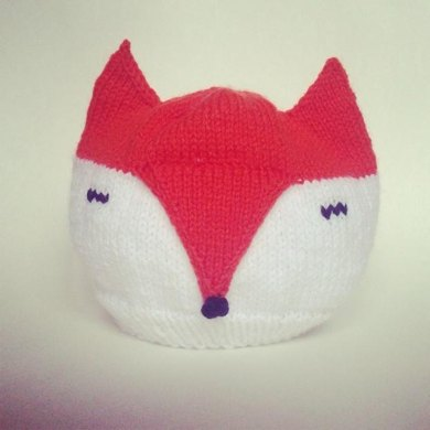 Foxy Fox Hat and Wolf Hat
