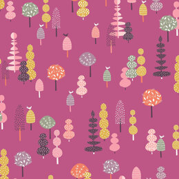 Dashwood Studio Elinor - pink