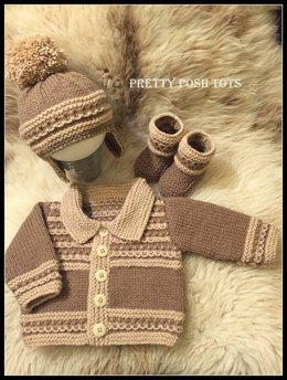 Snuggles and spice coat set