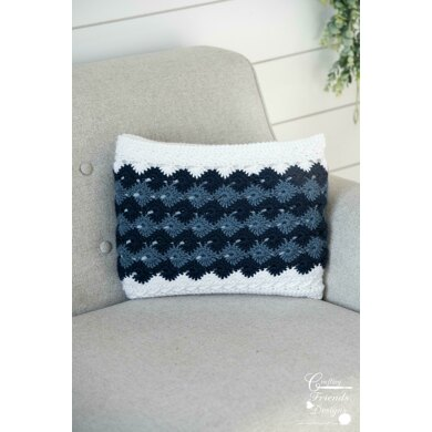 Traveling Arrows Rectangle Pillow