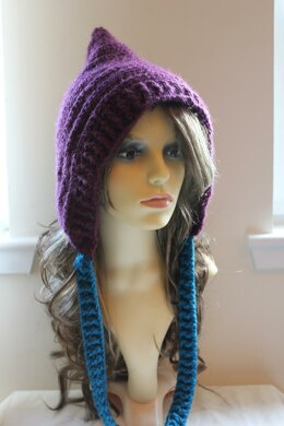 Pixie Hat Crochet Pattern 0026