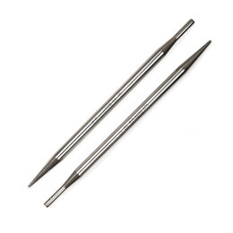 Addi-Click Lace Long Interchangeable Needle Tips 13cm (Set of 8)