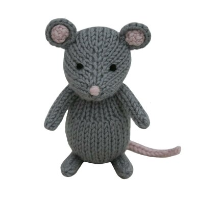 Mouse (Knit a Teddy)