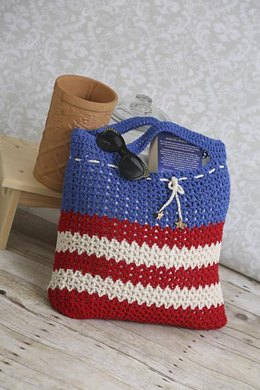 V is for Victory Tote