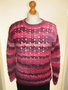 No6 Shell Chunky Jumper