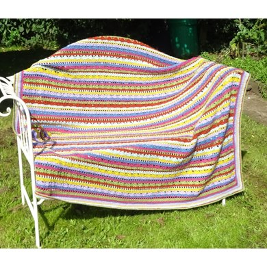 Sandlebridge Stripes Blanket