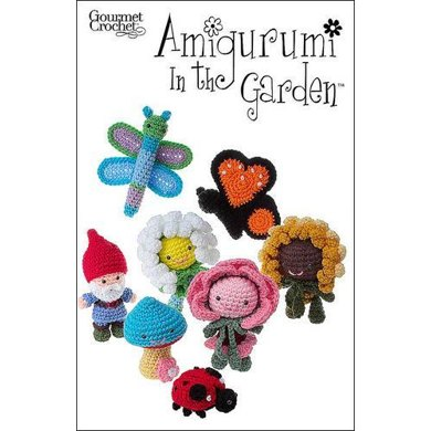 Amigurumi in the Garden