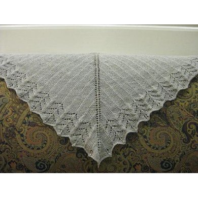 Ray of Light Shawl