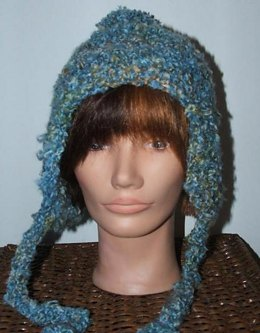 Fun, Funky, Fluffy, Flap Hat